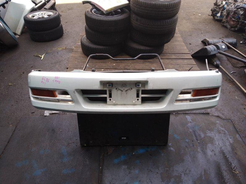 Бампер Nissan Laurel GNC35 RB25DE передний (б/у)