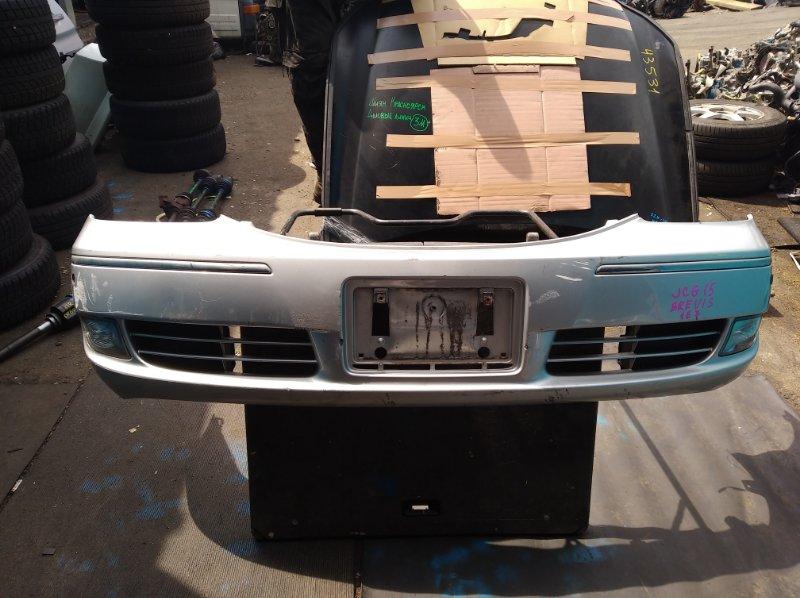 Бампер Toyota Brevis JCG10 передний (б/у)