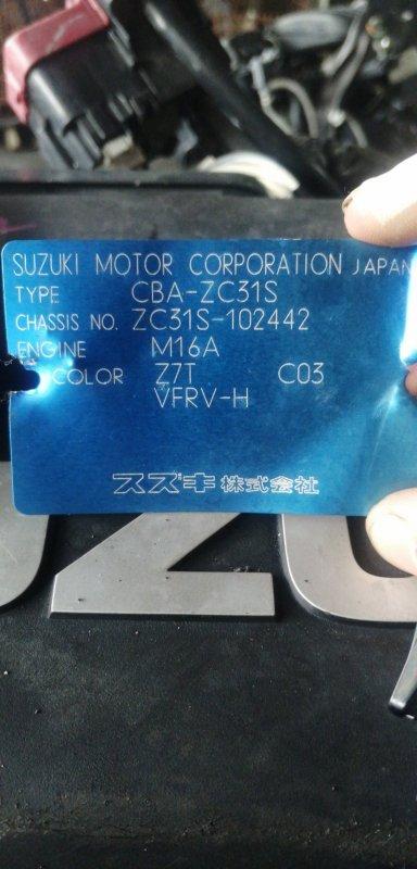 Акпп Suzuki Swift ZC31S M16A (б/у)