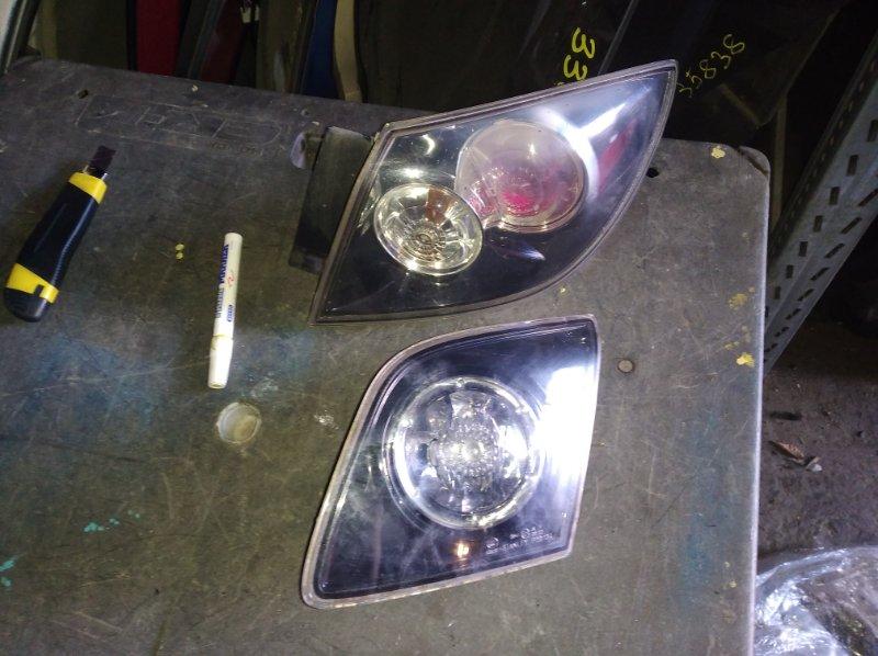 Стоп-сигнал Mazda Axela BKEP задний правый (б/у)