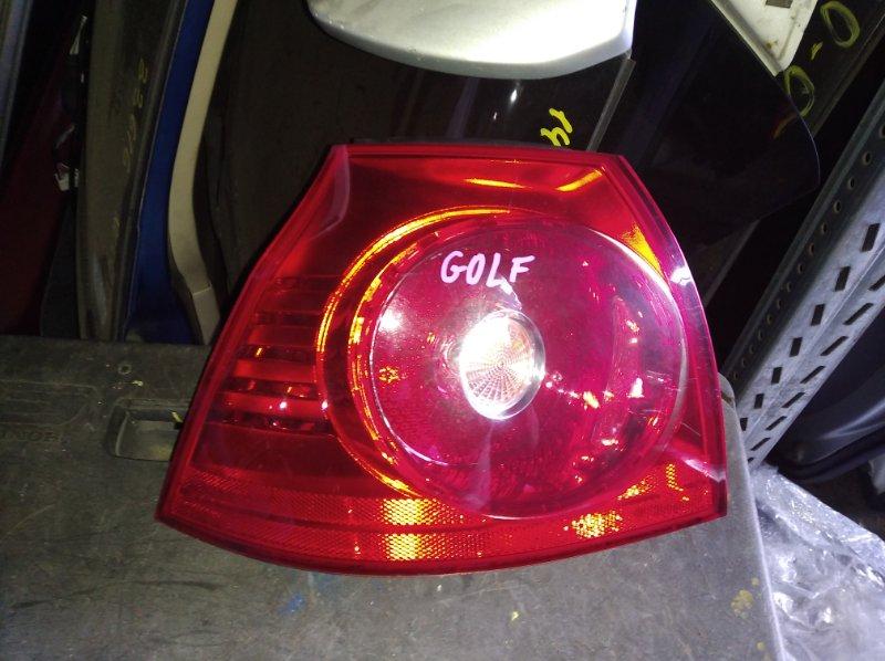 Стоп-сигнал Volkswagen Golf задний левый (б/у)