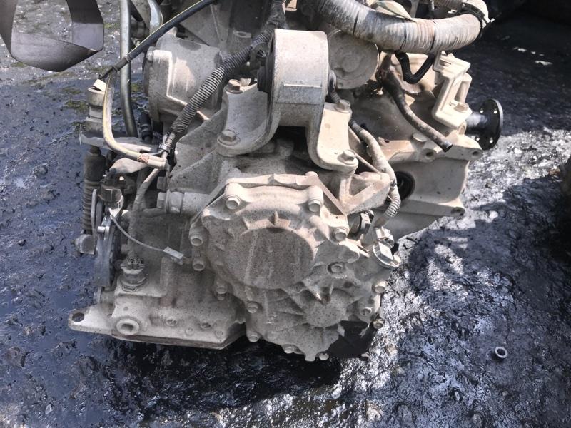 Акпп Nissan Presage TNU31 QR25 (б/у)