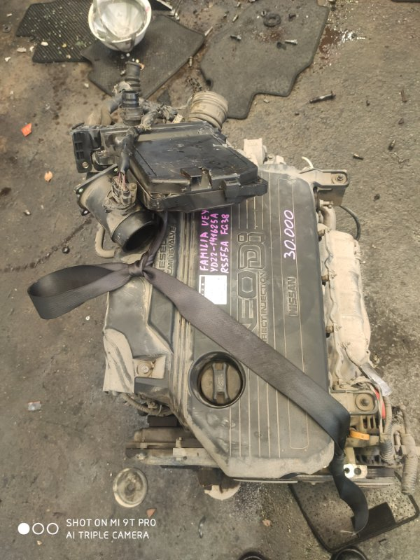 Двигатель Nissan Ad VEY11 YD22(DD) (б/у)