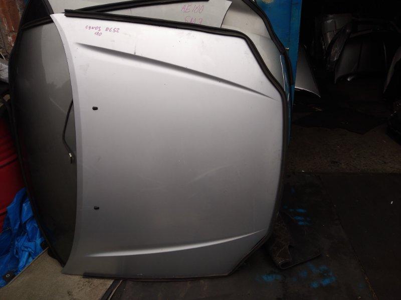 Капот Toyota Cynos EL52 (б/у)