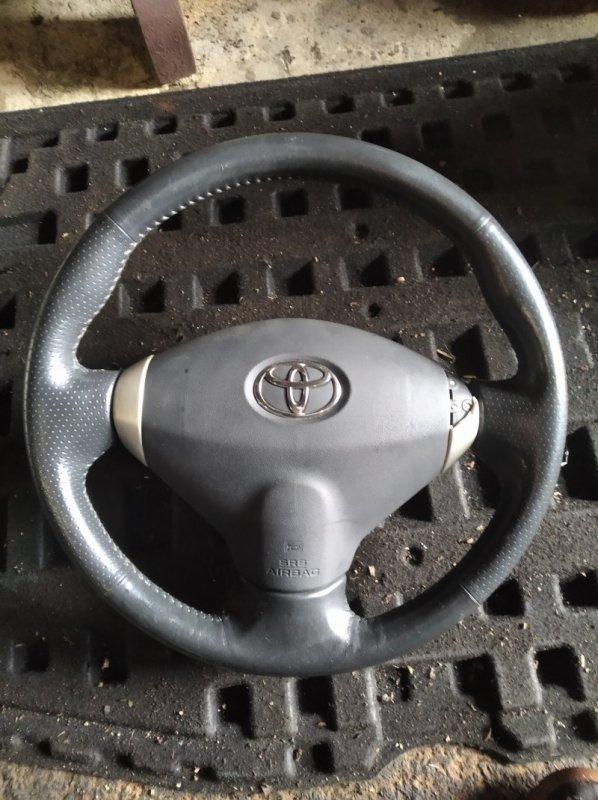 Руль Toyota Ist NCP60 (б/у)