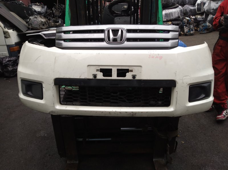 Бампер Honda Spike GB3 передний (б/у)