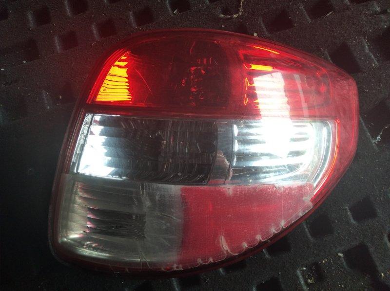 Стоп-сигнал Suzuki Sx4 YA11S задний правый (б/у)