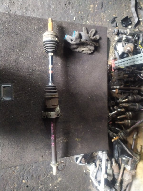 Привод Honda Odyssey RA3 F23A передний левый (б/у)