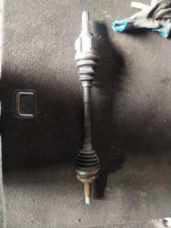 Привод Toyota Raum NCZ20 1NZFE передний левый (б/у)