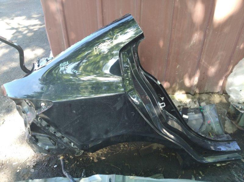 Крыло Mazda Axela BM5FP заднее правое (б/у)