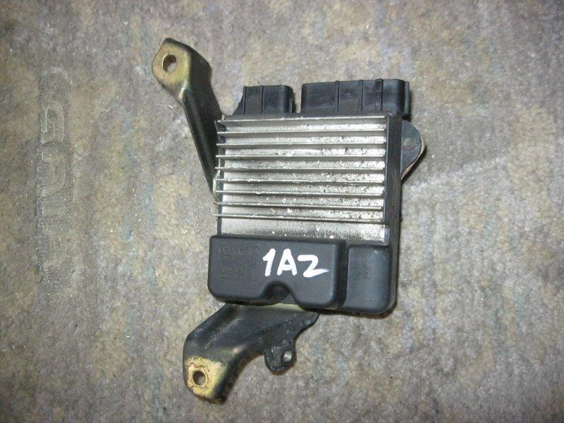 Блок управления форсунками Toyota Noah AZR60 1AZFSE (б/у)