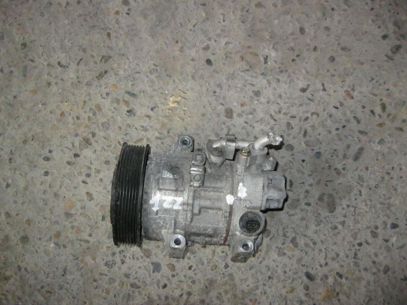 Компрессор кондиционера Toyota Isis ANM10G 1AZFSE (б/у)