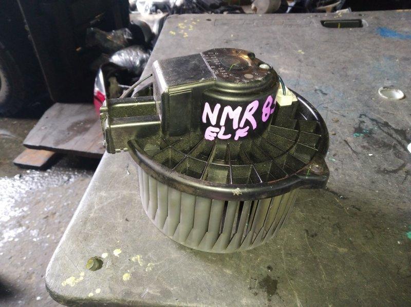 Мотор печки Isuzu Elf NMR85 (б/у)
