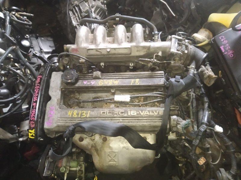 Двигатель Mazda Capella GV8W F8 (б/у)