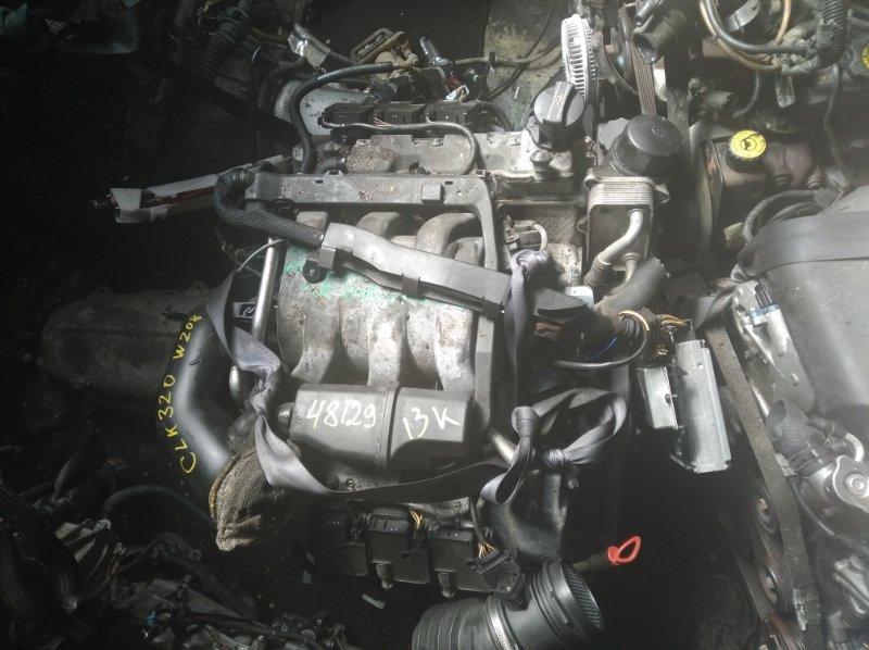 Двигатель Mercedes-Benz Clk320 A208 M112 (б/у)
