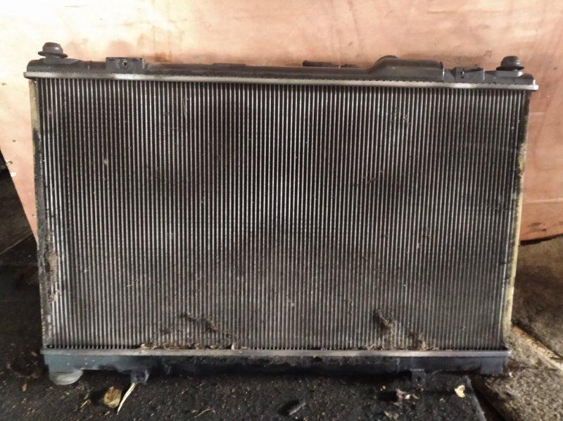 Радиатор охлаждения Toyota Mark X GRX120 4GRFSE (б/у)