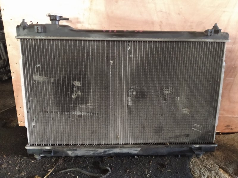 Радиатор охлаждения Nissan Skyline V35 VQ35 (б/у)