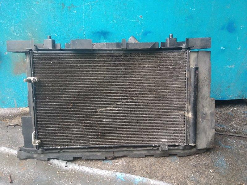 Радиатор охлаждения Toyota Blade AZE154 2AZ (б/у)