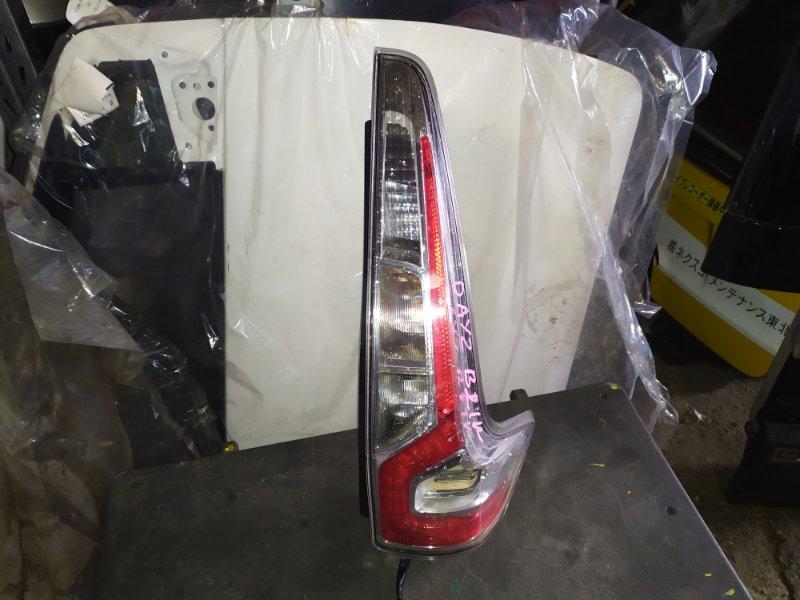Стоп-сигнал Nissan Dayz B21W задний правый (б/у)