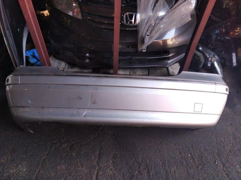 Бампер Mercedes-Benz C200 WDC203 задний (б/у)
