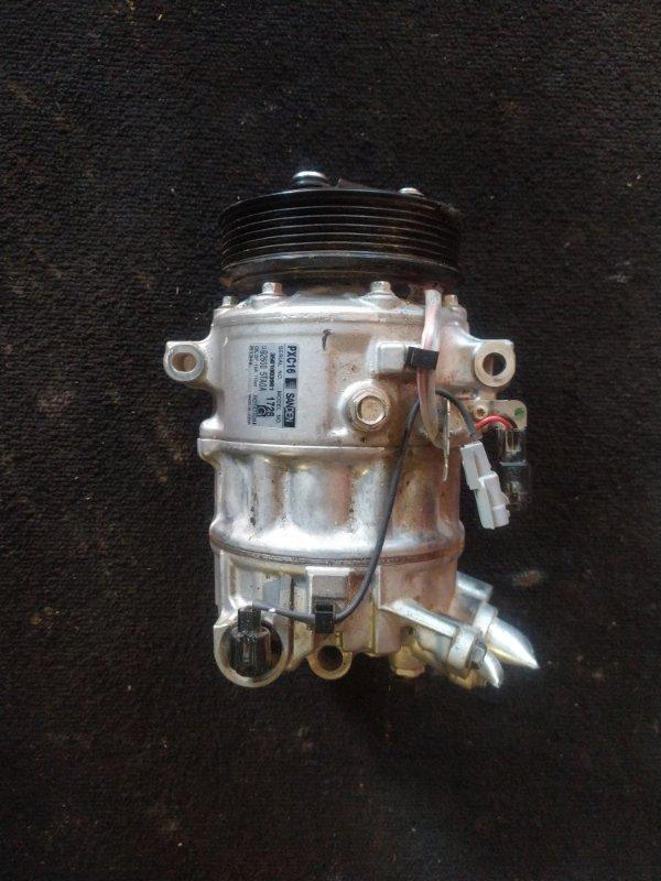 Компрессор кондиционера Nissan Serena C27 MR20 (б/у)