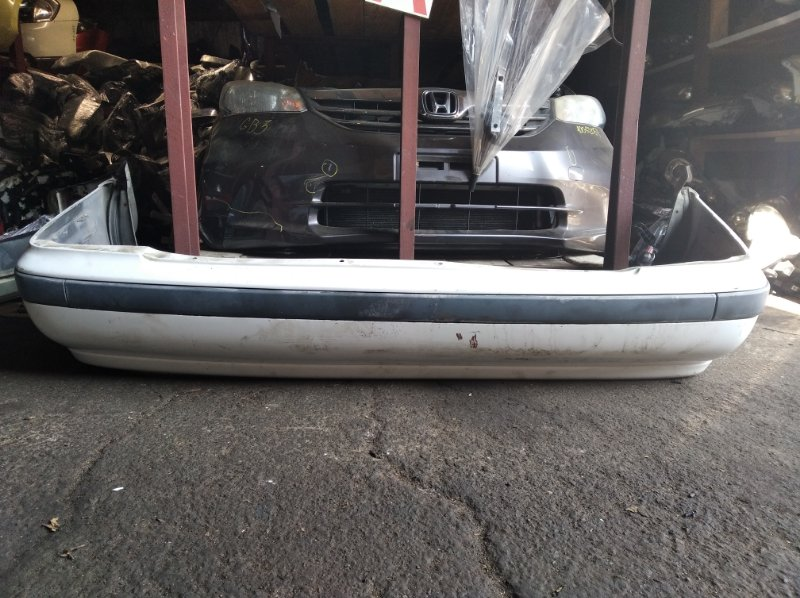 Бампер Nissan Sunny FB15 QG15DE задний (б/у)