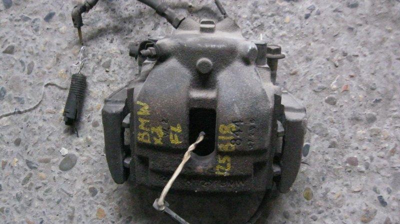 Суппорт Bmw X3 E83 256S5M54 передний левый (б/у)