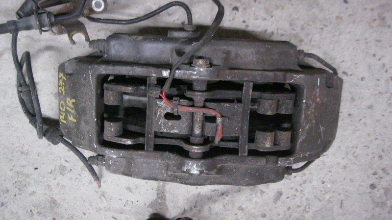 Суппорт Volkswagen Touareg 7L AZZ передний правый (б/у)