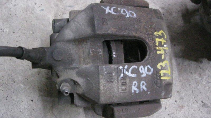 Суппорт Volvo Xc90 C98 B6354S задний правый (б/у)