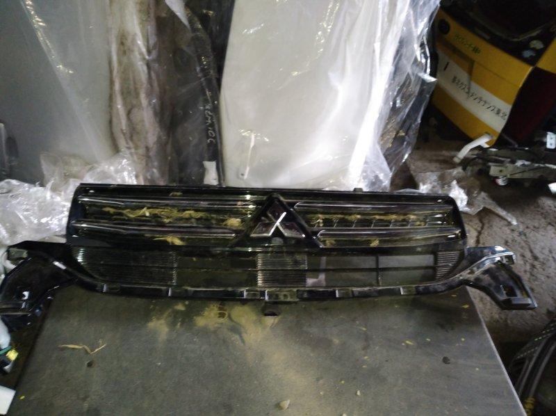 Решетка радиатора Mitsubishi Ek Wagon B11W (б/у)