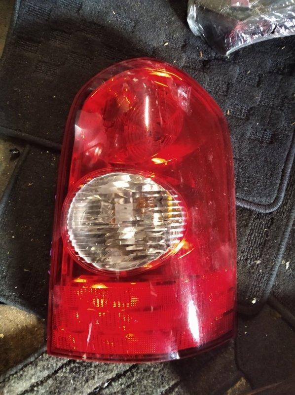 Стоп-сигнал Mazda Mpv LW5W задний правый (б/у)
