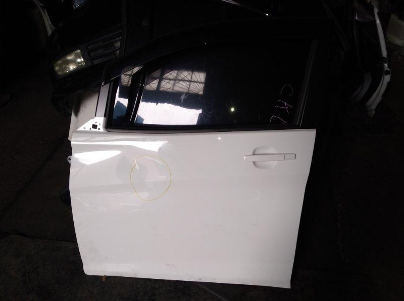 Дверь Nissan Dayz B21W передняя левая (б/у)