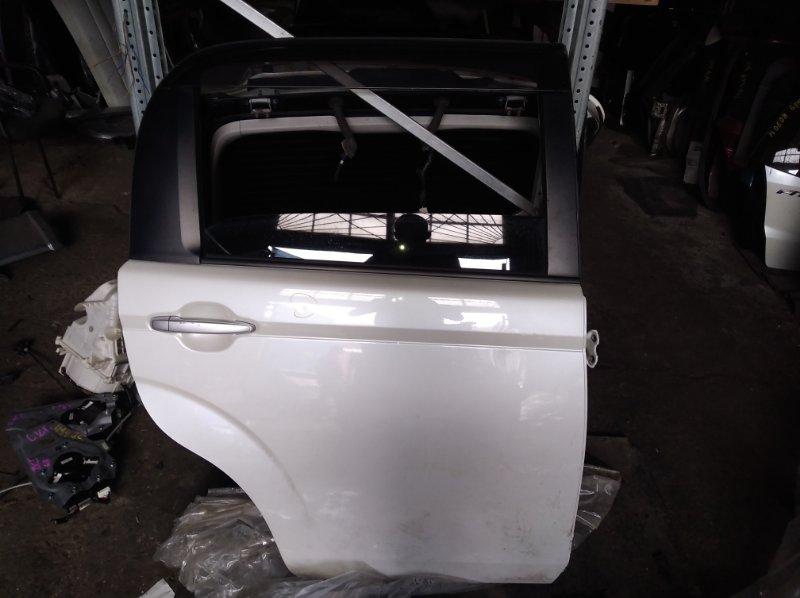 Дверь Toyota Porte NCP145 задняя правая (б/у)