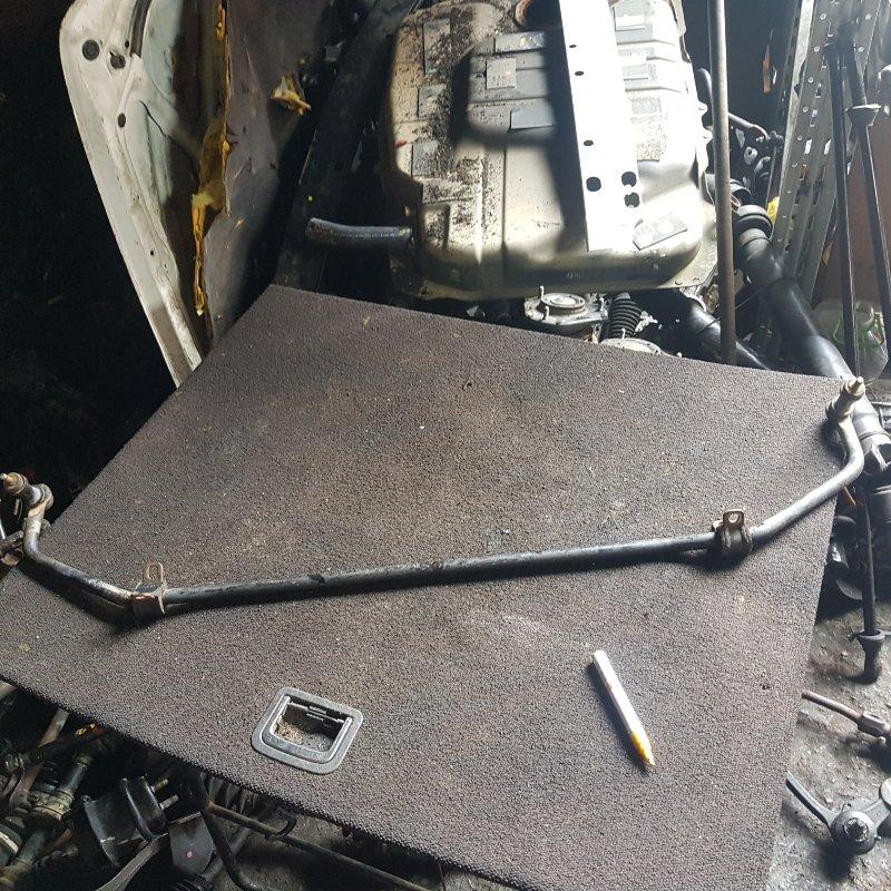 Стабилизатор Mazda Capella GW5R KL задний (б/у)