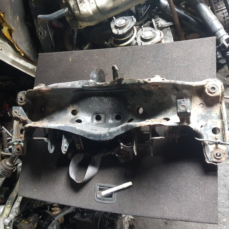 Балка подвески Mazda Capella GW5R KL задняя (б/у)