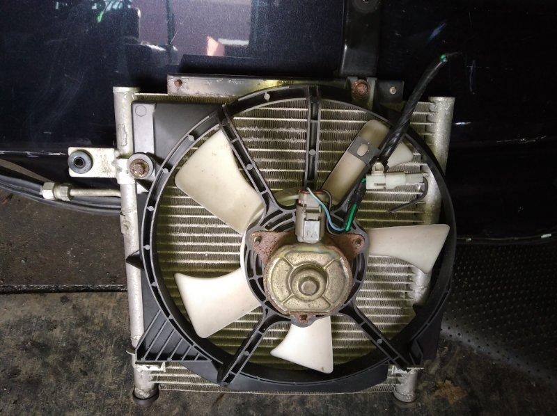 Радиатор кондиционера Mazda Demio DY3W ZJVE (б/у)