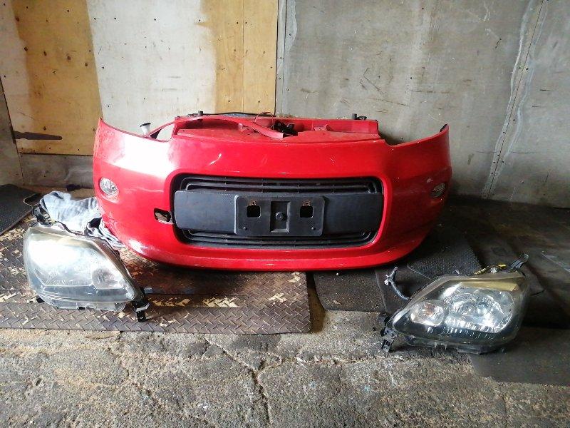 Nose cut Toyota Porte NCP141 передний (б/у)