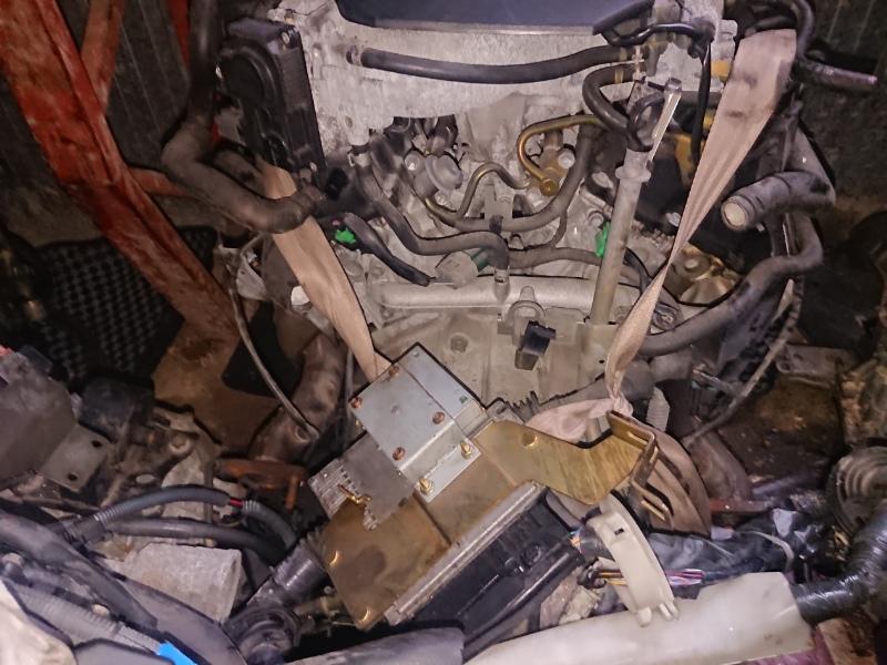 Двигатель Nissan Stagea PM35 VQ35 (б/у)