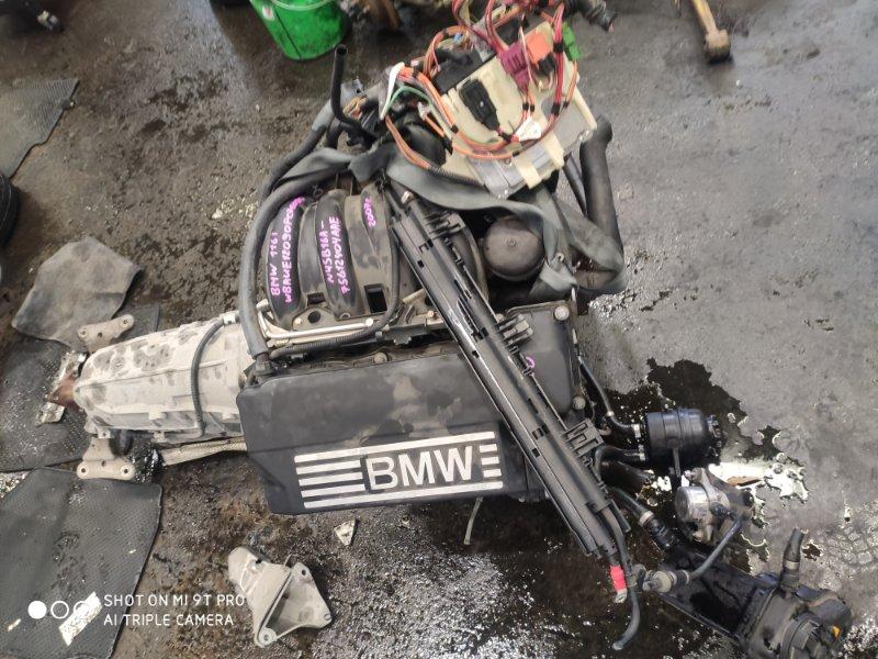 Двигатель Bmw 116I WBAUE12090PC76030 N45B16A 2007 (б/у)