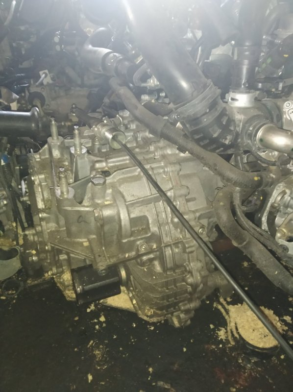 Акпп Mazda Demio DJ5FS S5 (б/у)