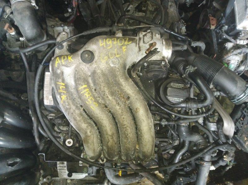 Двигатель Volkswagen Golf 1J APK (б/у)