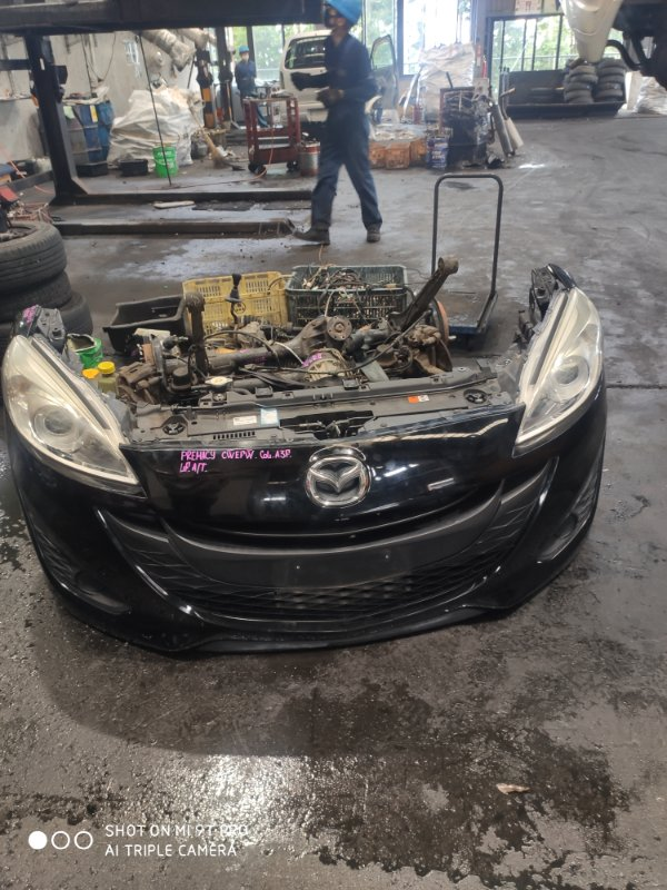 Nose cut Mazda Premacy CWEFW LF (б/у)