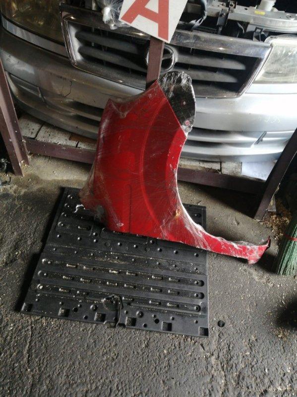 Крыло Toyota Porte NCP141 переднее правое (б/у)