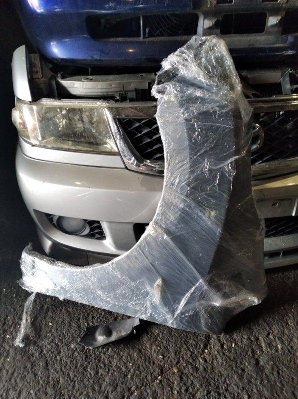 Крыло Mazda Premacy CWEFW переднее левое (б/у)