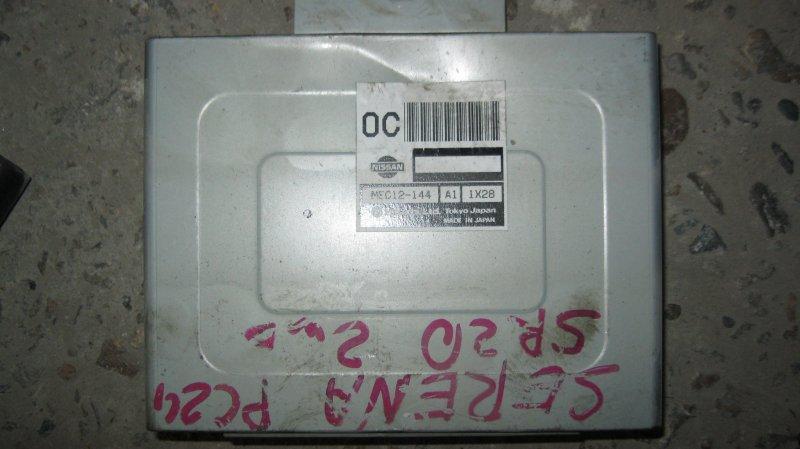 Блок efi Nissan Serena PC24 SR20DE (б/у)