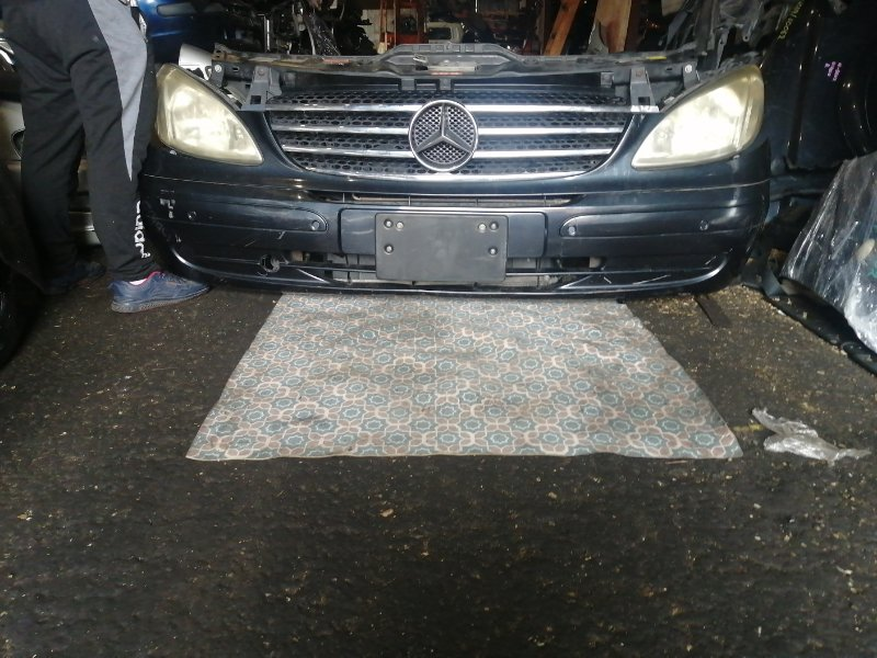 Nose cut Mercedes-Benz Viano W639 M112E32 (б/у)