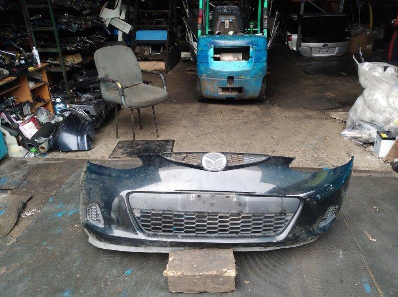 Бампер Mazda Demio DE3FS передний (б/у)