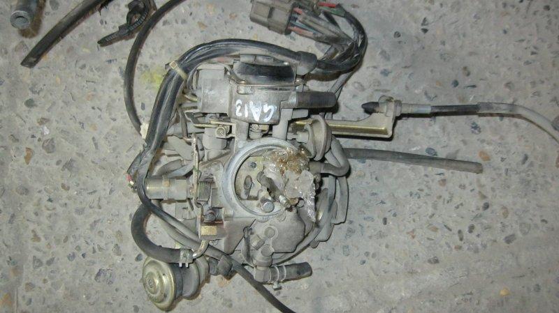 Карбюратор Nissan Sunny B13 GA13DS (б/у)