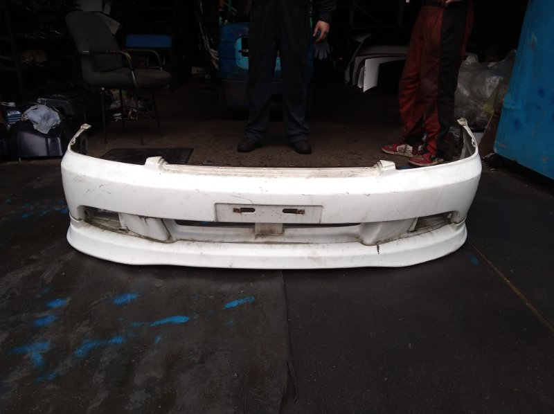 Бампер Subaru Legacy BH5 передний (б/у)