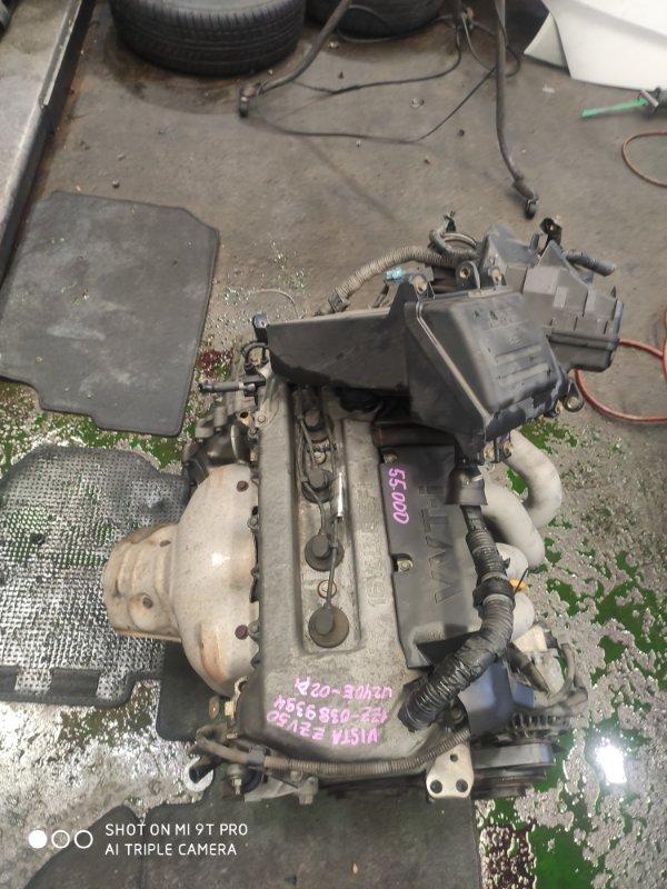 Двигатель Toyota Vista ZZV50 1ZZ (б/у)